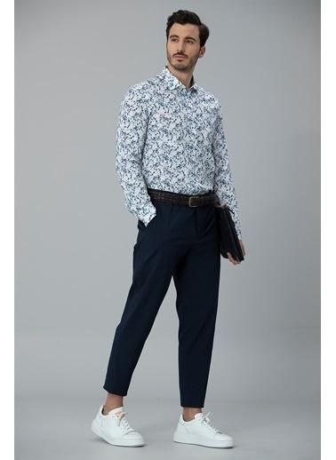 Lufian Pantolon Lacivert